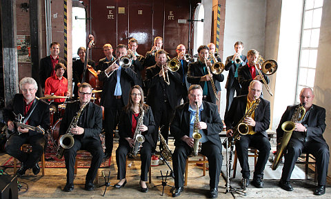 Foto Blue note BIG BAND